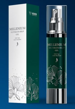 Millenium Ultimate Help Gel