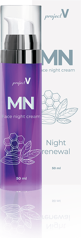 Project V — MN (NIGHT CREAM)