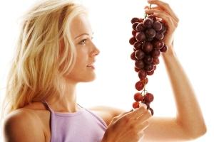 Виноград на страже здоровья