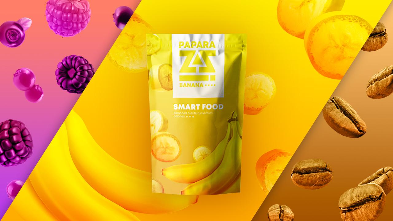 PAPARAZZI Smart Food