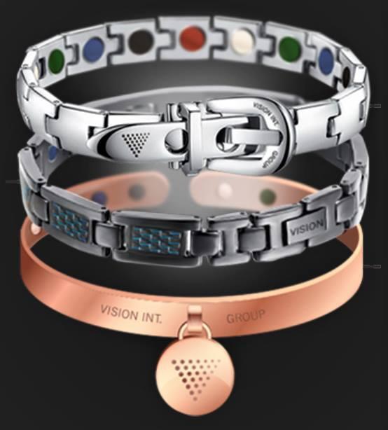 Bracelets Vision PentActiv