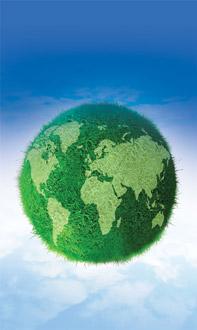 Grüner Schutz
